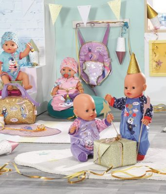 Spelen met Baby born poppen is nooit saai + winactie