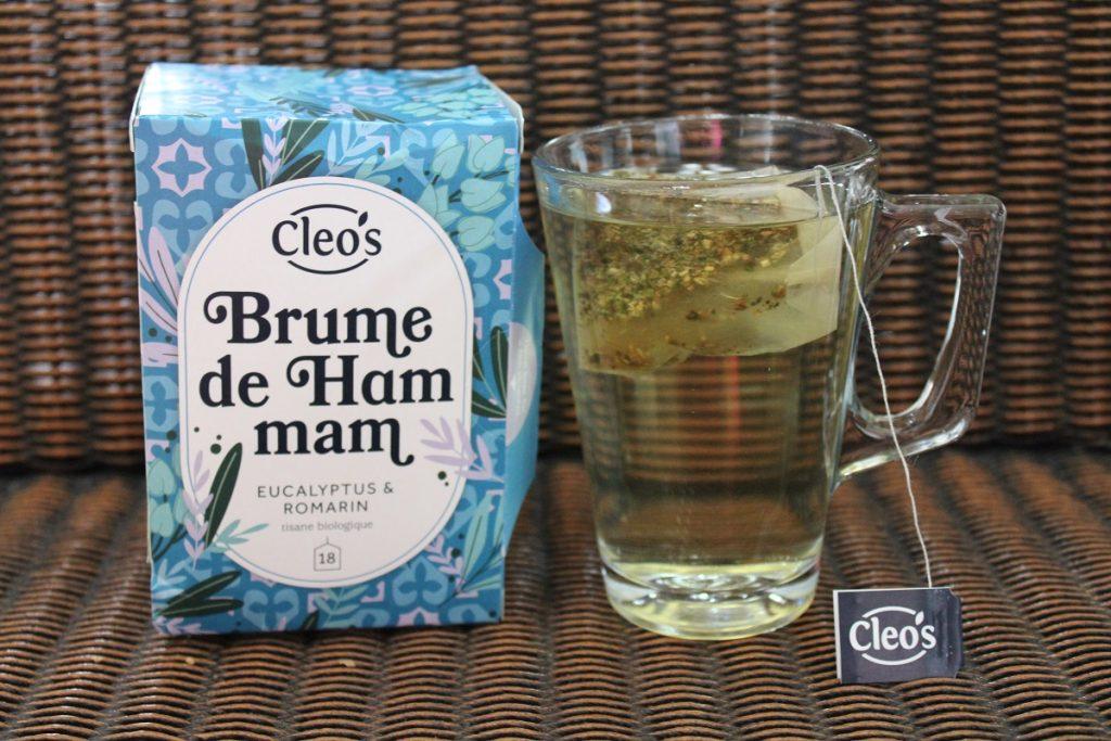 Jouwbox verwennerij in een box speciaal voor jou cleos thee