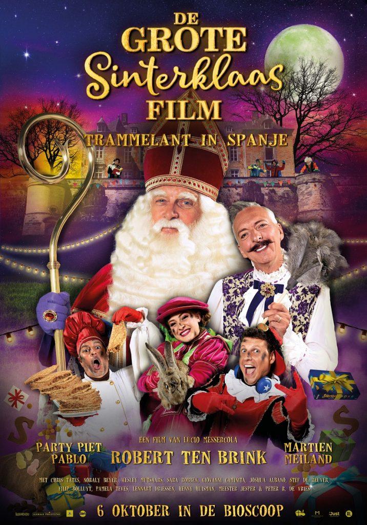 De grote Sinterklaasfilm 1