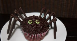 Recept spinnen muffins chocolade cupcakes 1